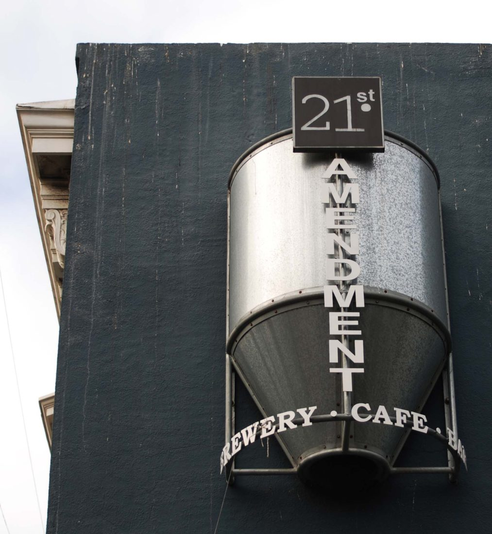 113. 21st Amendment Brewery, San Francisco, CA 2012