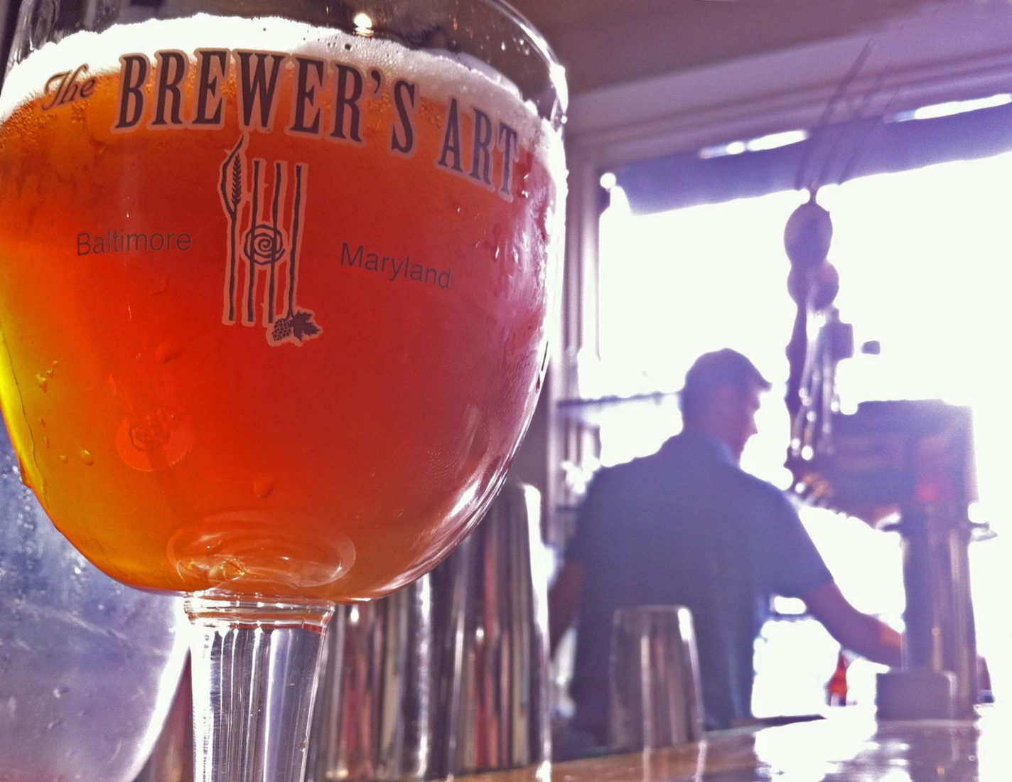 140. Brewer's Art, Baltimore MD 2012