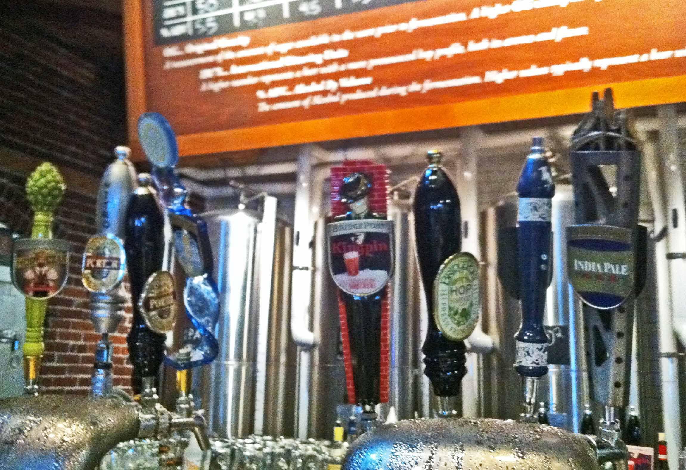 107. Bridgeport Brewery, Portland, OR 2011
