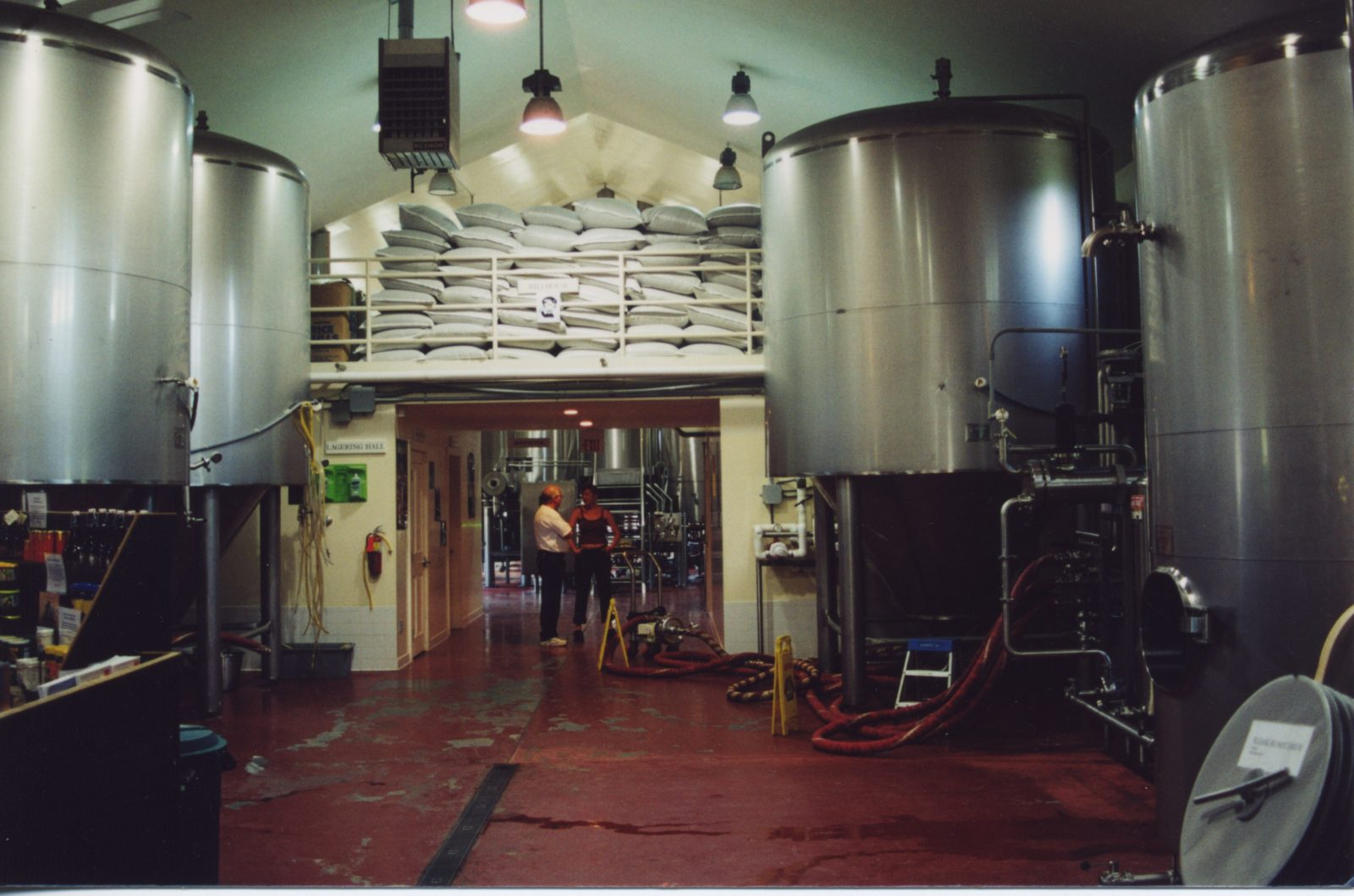41. Ommegang Brewery, Cooperstown NY 2002