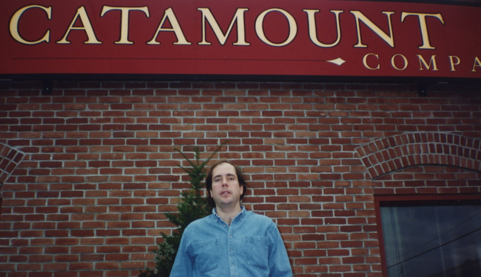 8. Catamount Brewery, White River Junction, VT 1994