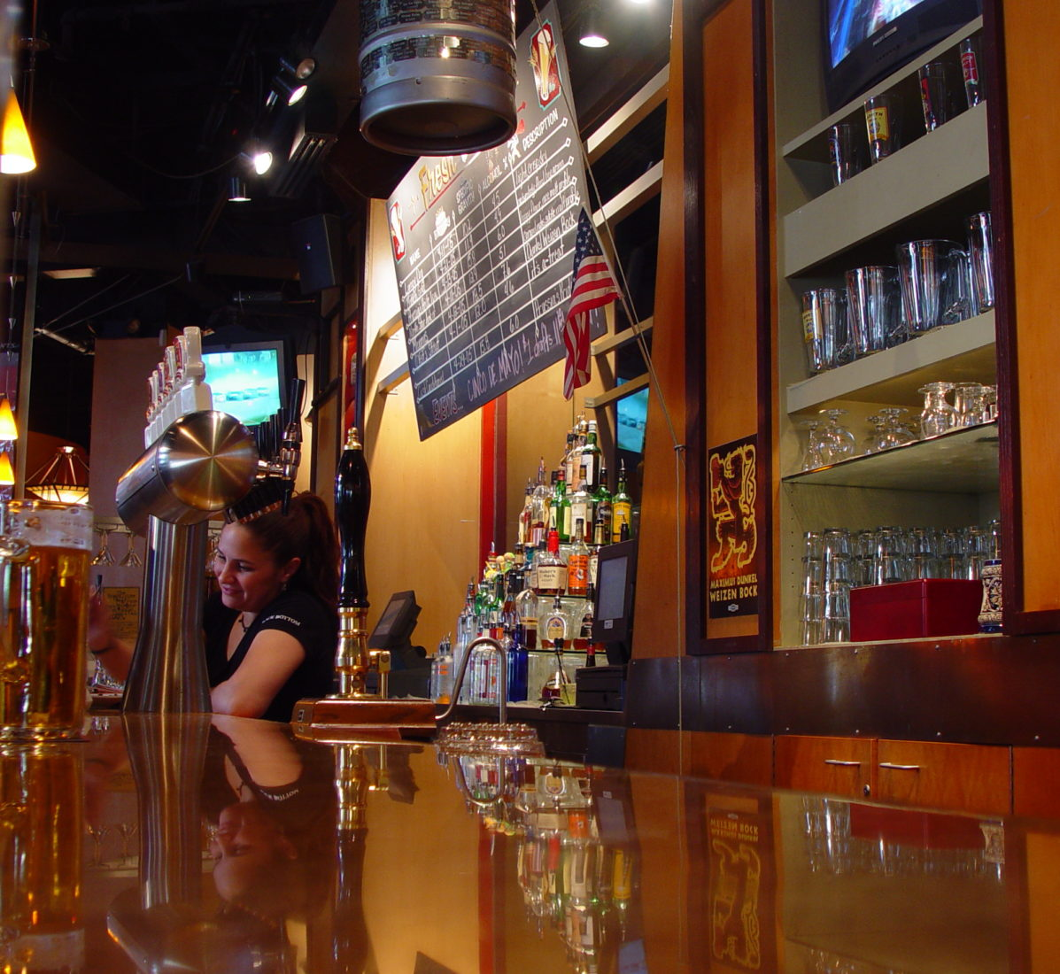 36. Rock Bottom Brewery, King of Prussia PA 2001