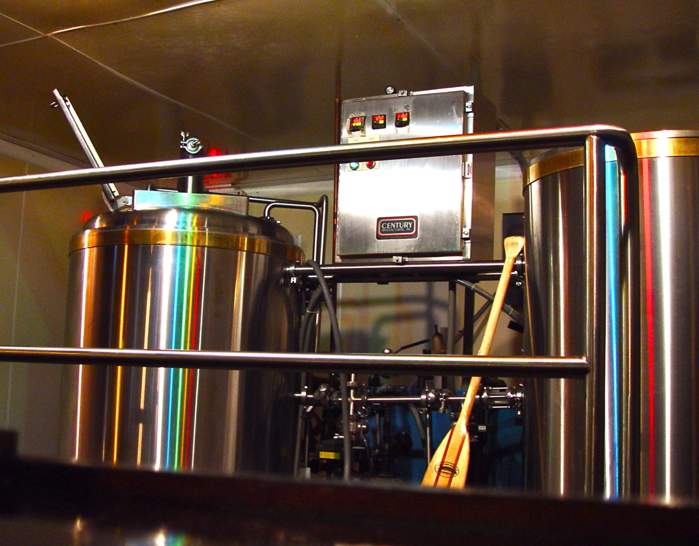 61. Blackwater Brewery, Davis WV 2005