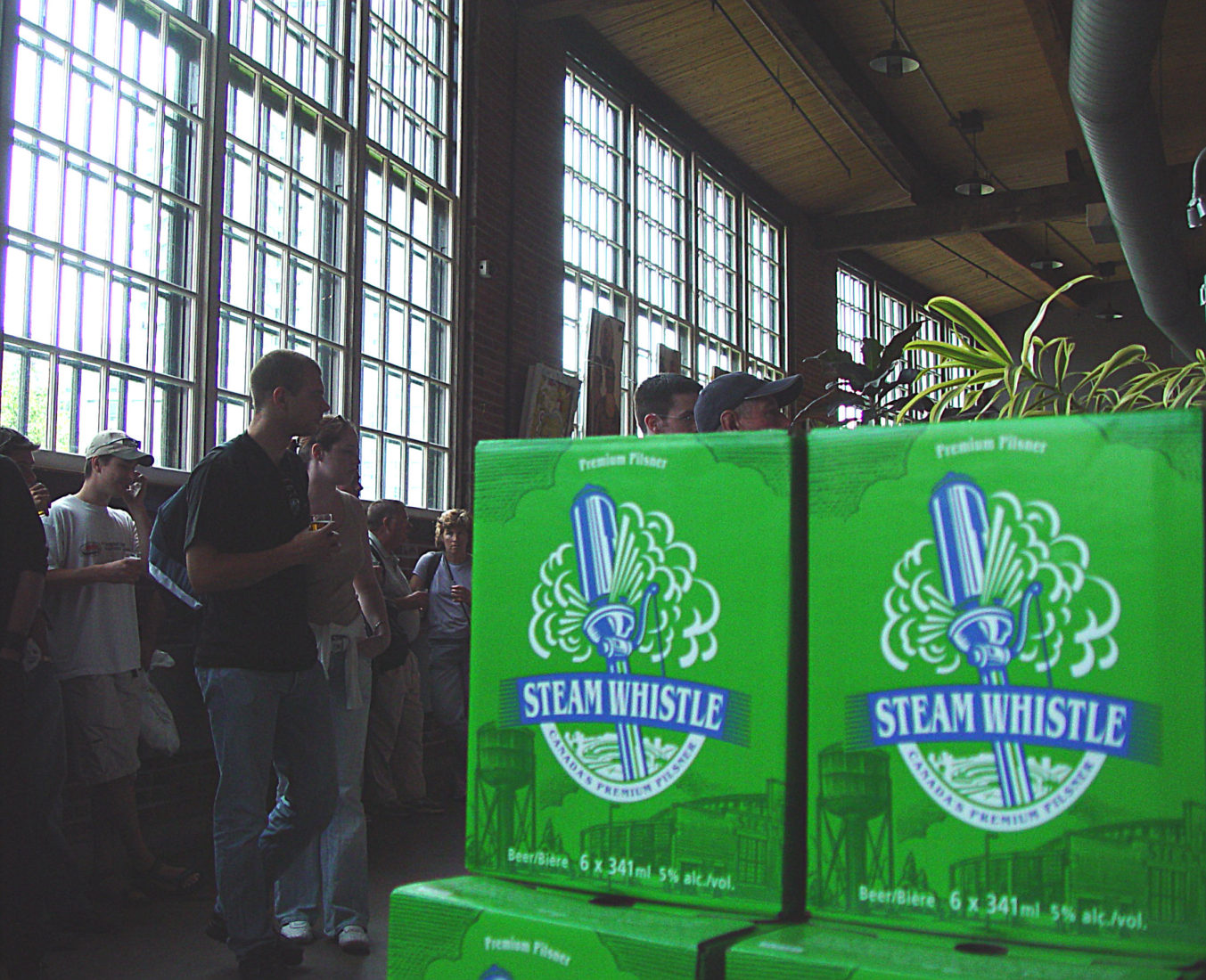 59. Steam Works Brewing, Toronto, Canada 2005