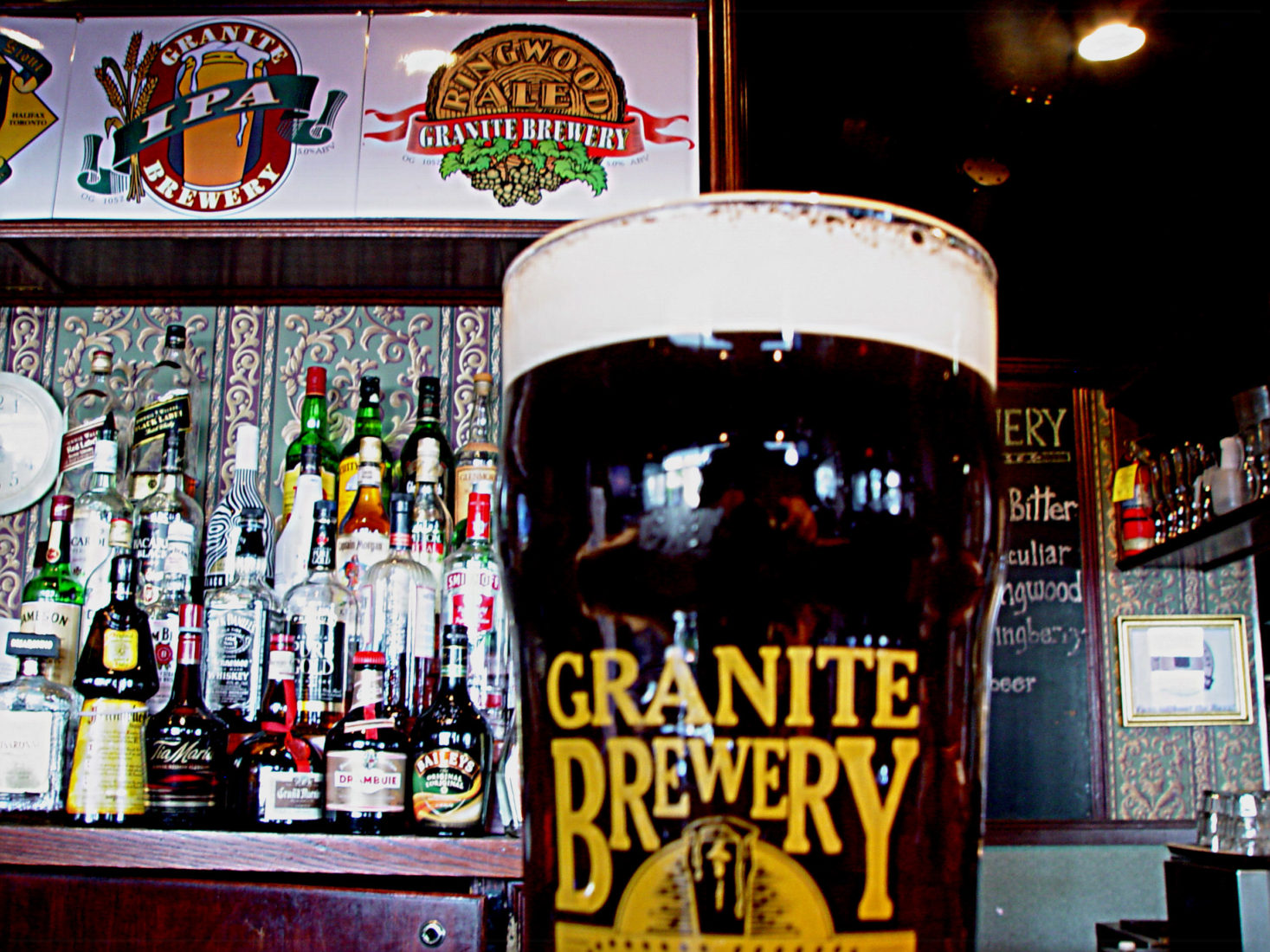 60. Granite Brewing, Toronto, Canada 2005