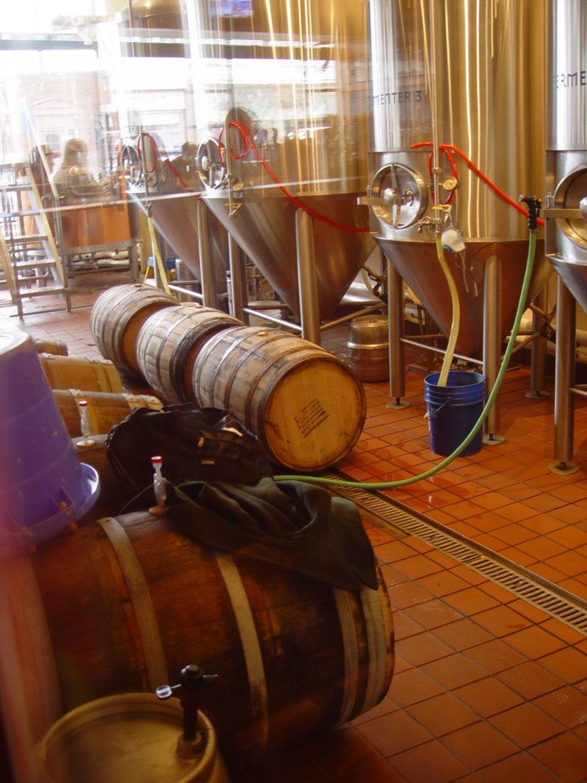 29. Iron Hill Brewery, Media PA1999