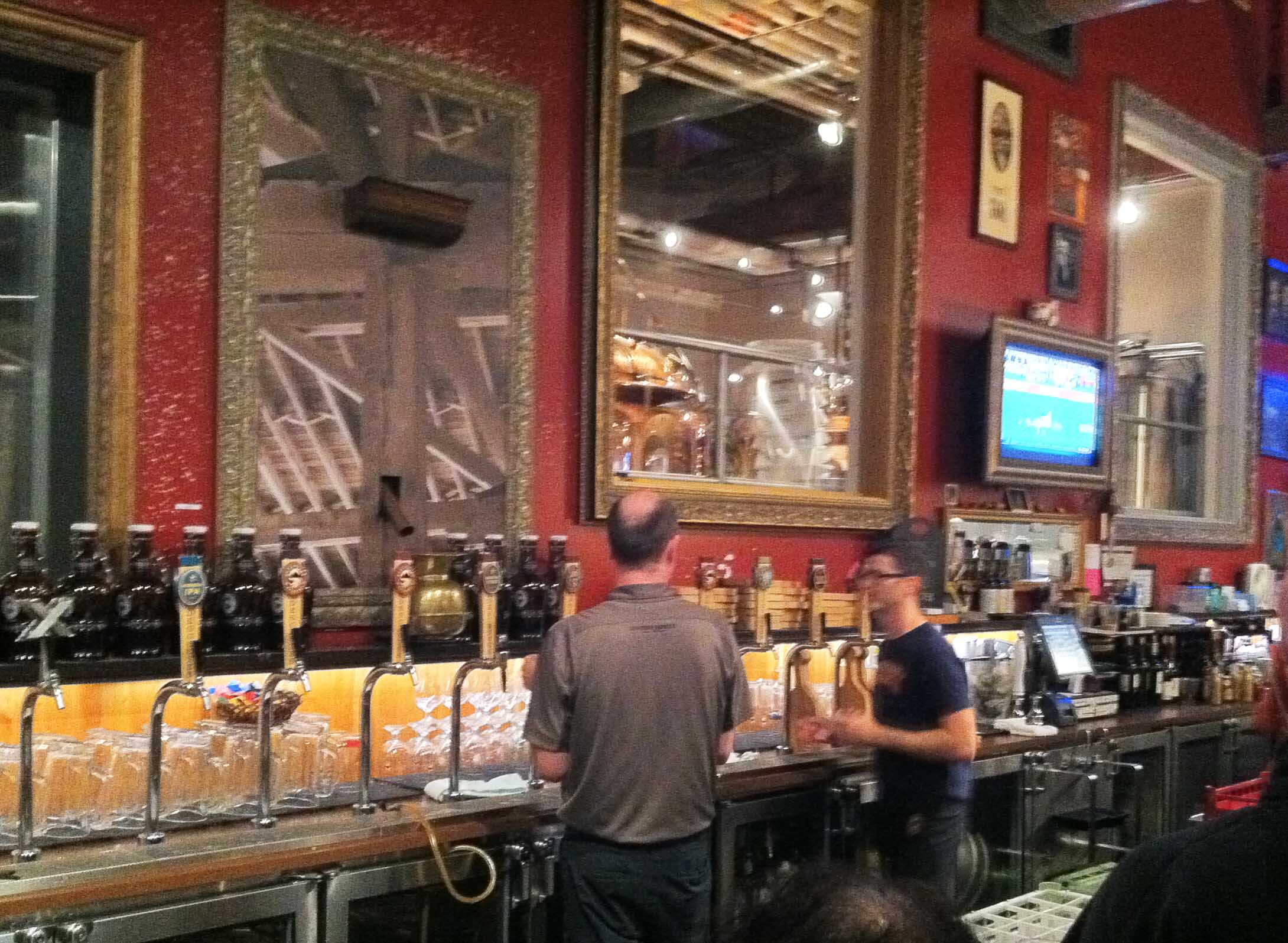105. Deschutes Brew Pub, Portland, OR 2011