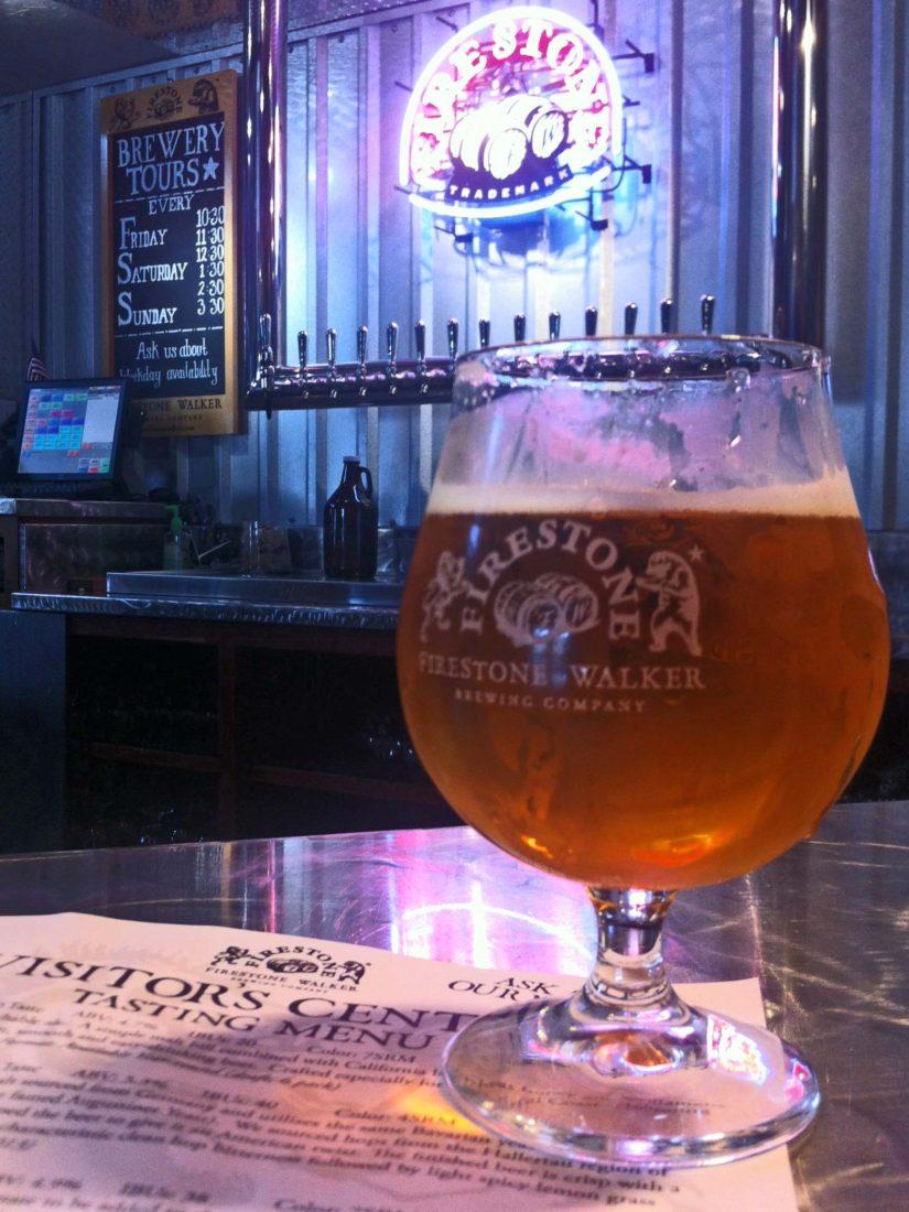 142. Firestone Walker Brewery, Paso Robles CA 2012
