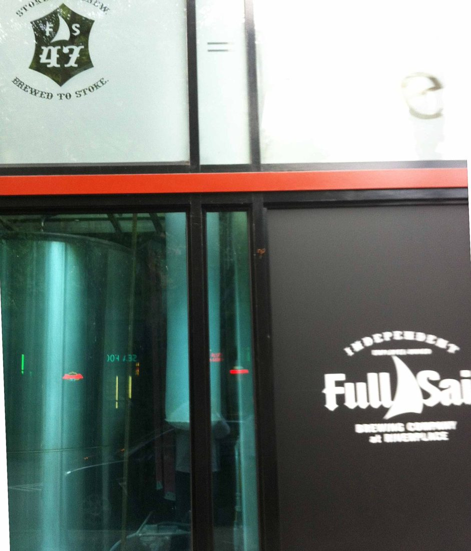 144. Full Sail Brewing, Portland OR 2012