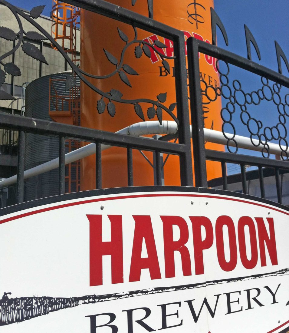 128. Harpoon Brewery, Boston MA 2012