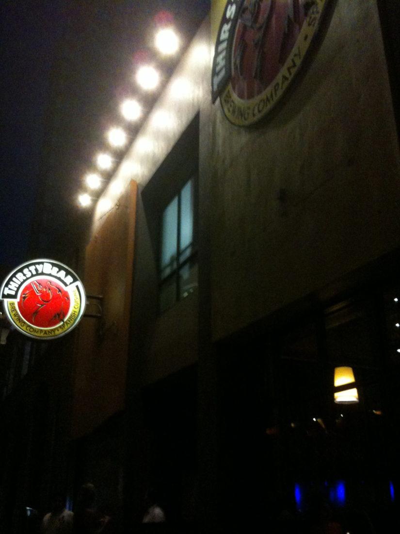 24. Thirsty Bear Brewing Co, San Francisco CA 1999