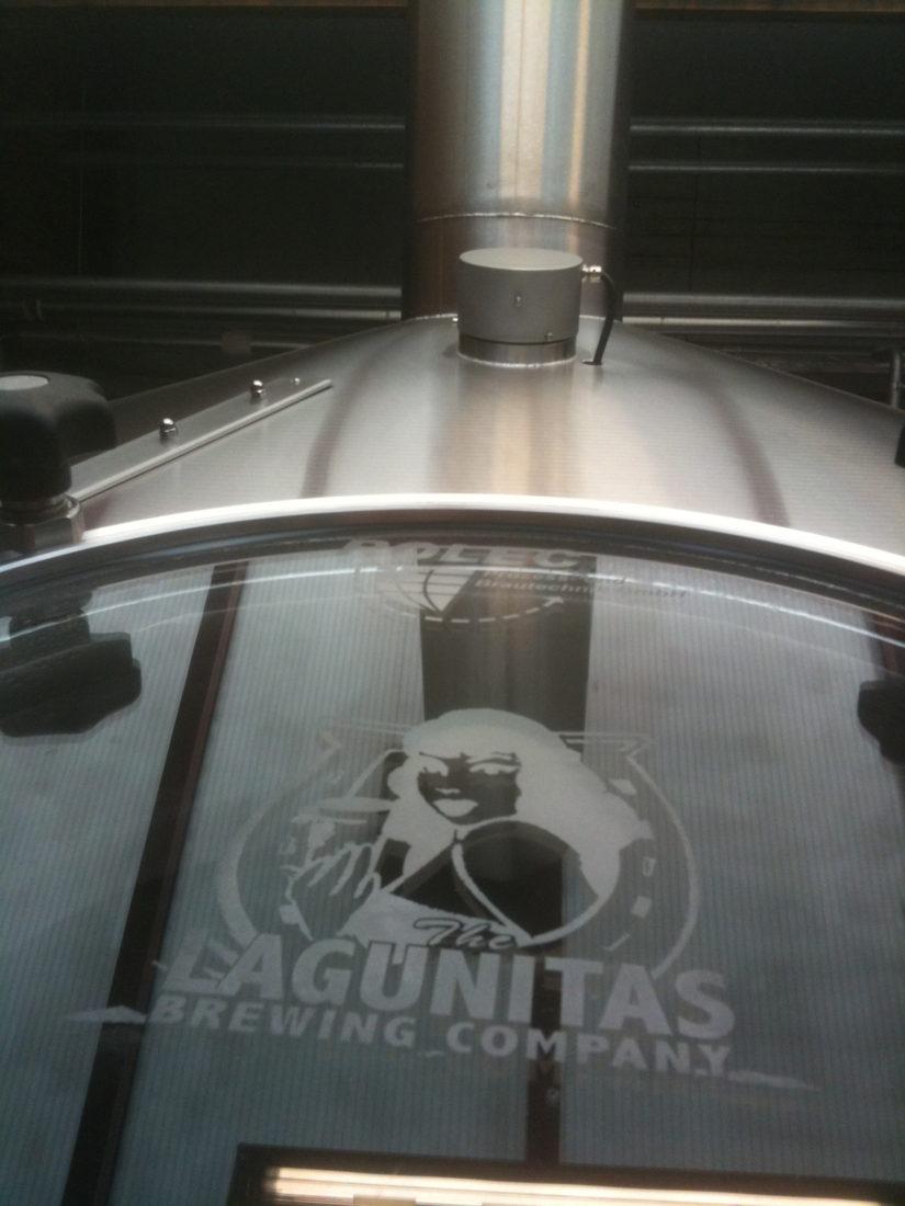 100. Lagunitas, Petaluma, CA, 2011