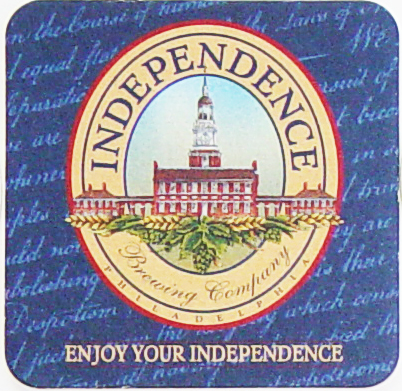 15. Independence Brewing Co, Philadelphia PA 1996