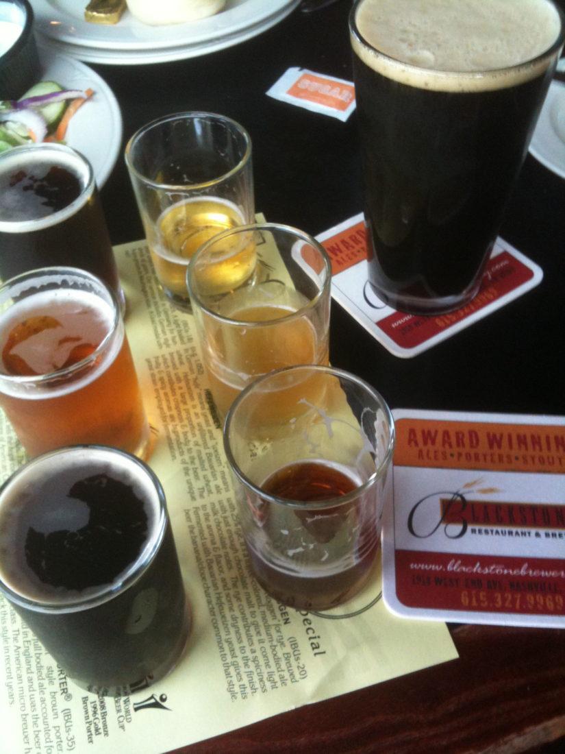 86. Blackstone Brewery,Nashville,TN2009