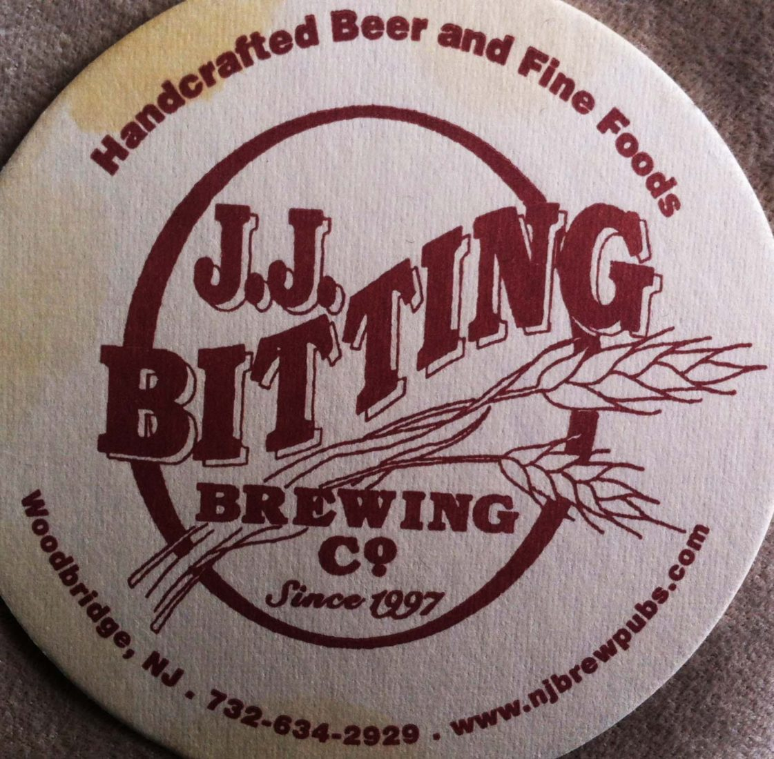 50. J J Bitting's Brew Pub, Woodbridge NJ 2005