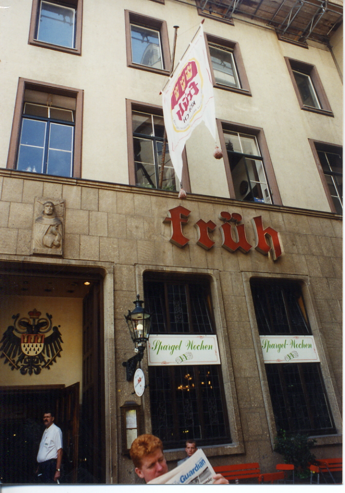 26. Fruh Am dom, Cologne, Germany 1999