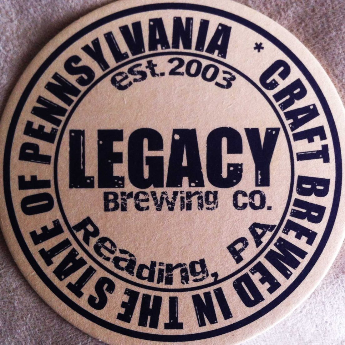 80. Legacy Brewing,Reading,PA 2008
