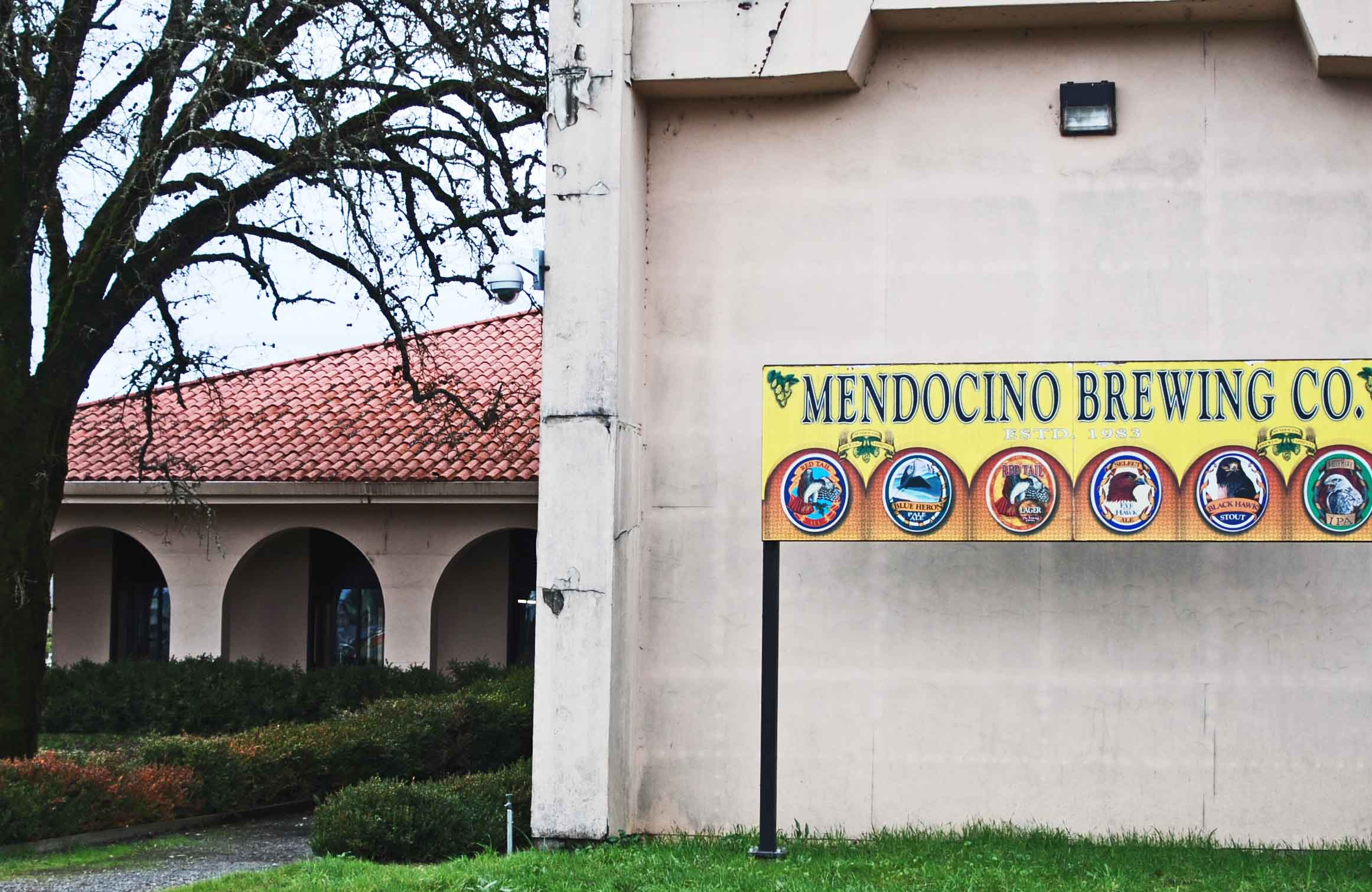118. Mendocino Brewing Co, Ukiah, CA 2012