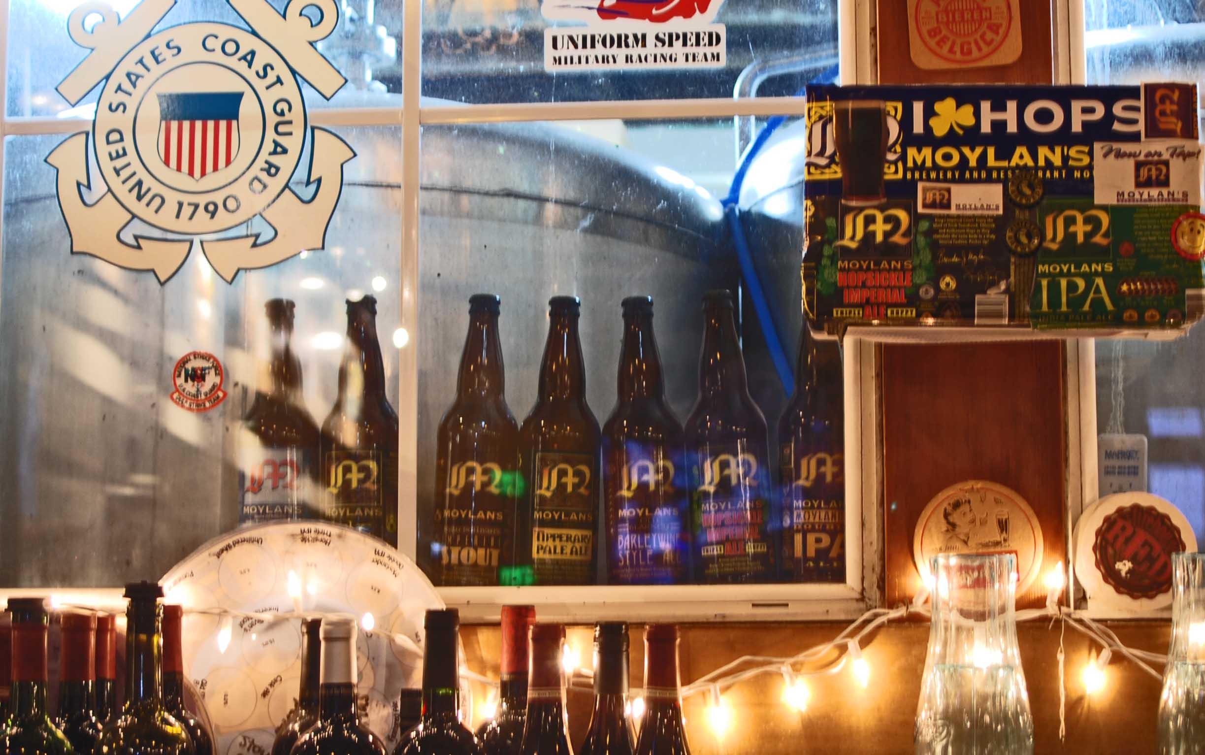 119. Moylan's Brewery, Novado, CA 2012