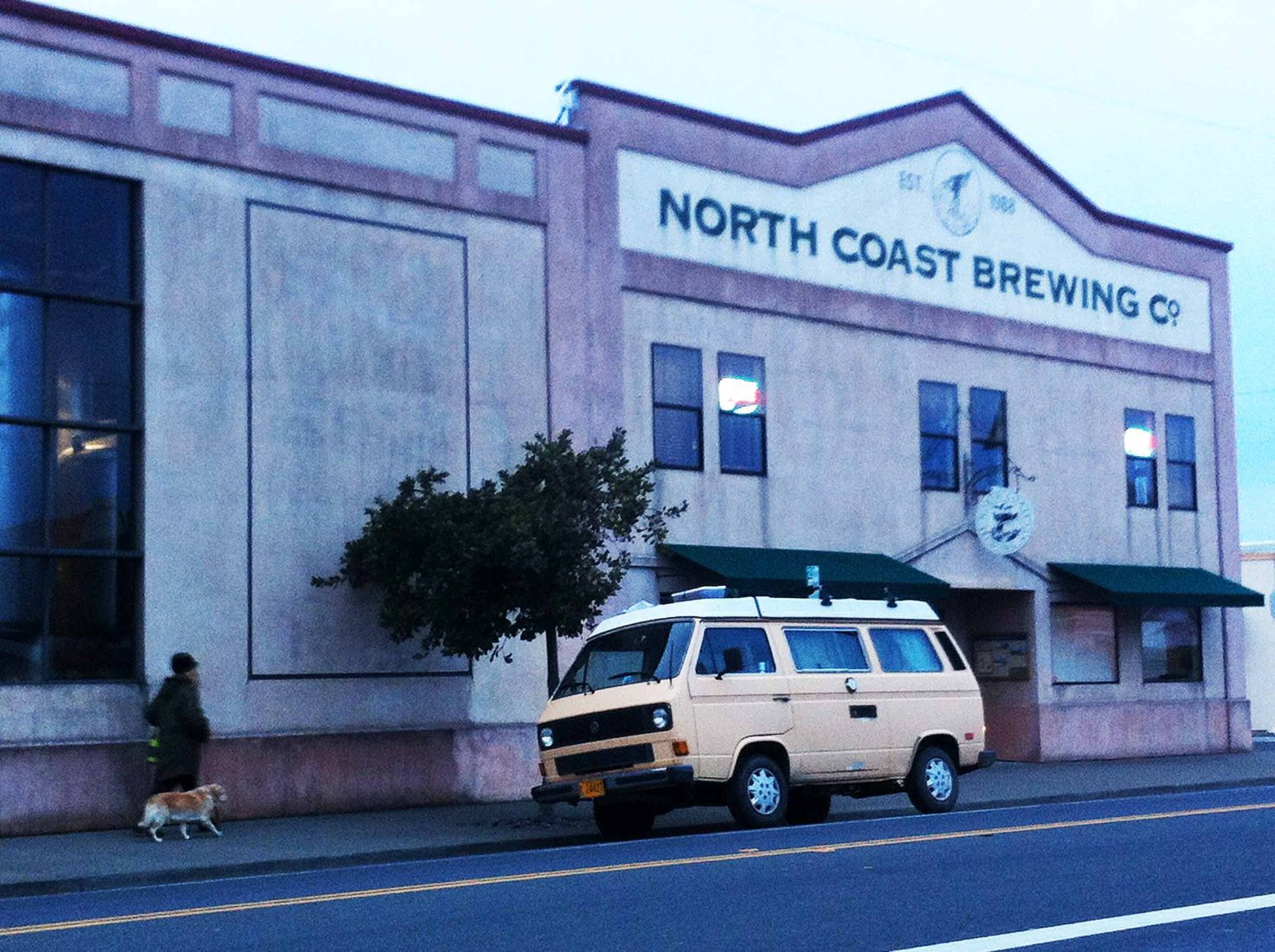 147. North Coast Brewing, Fort Bragg CA 2013