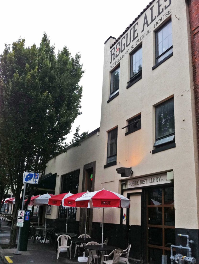 106. Rogue Brew Pub, Portland, OR 2011