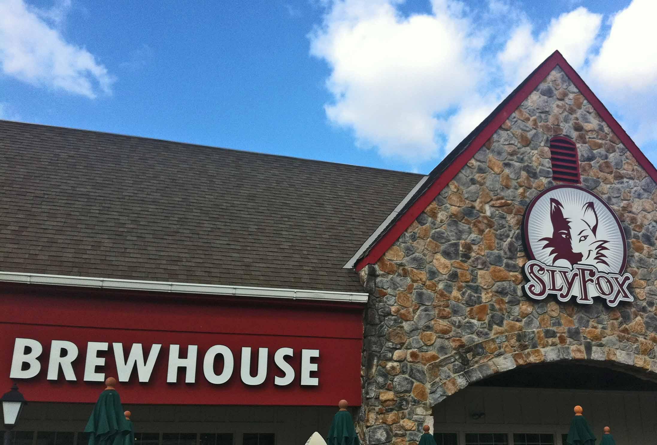 123. Sly Fox Brew Pub, Phoenixville, PA 2012