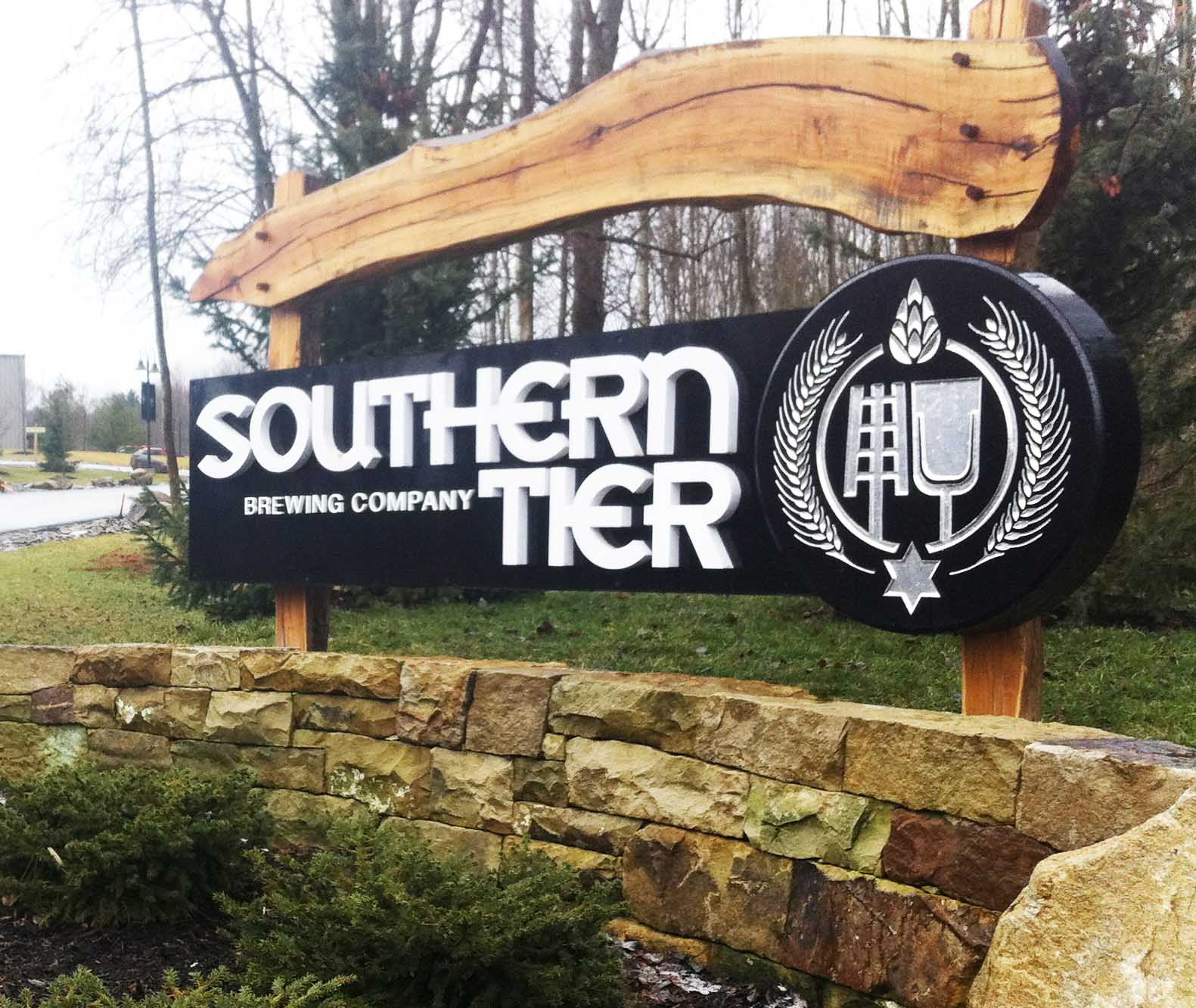 124. Southern Tier Brewery, Jamestown NY 2012