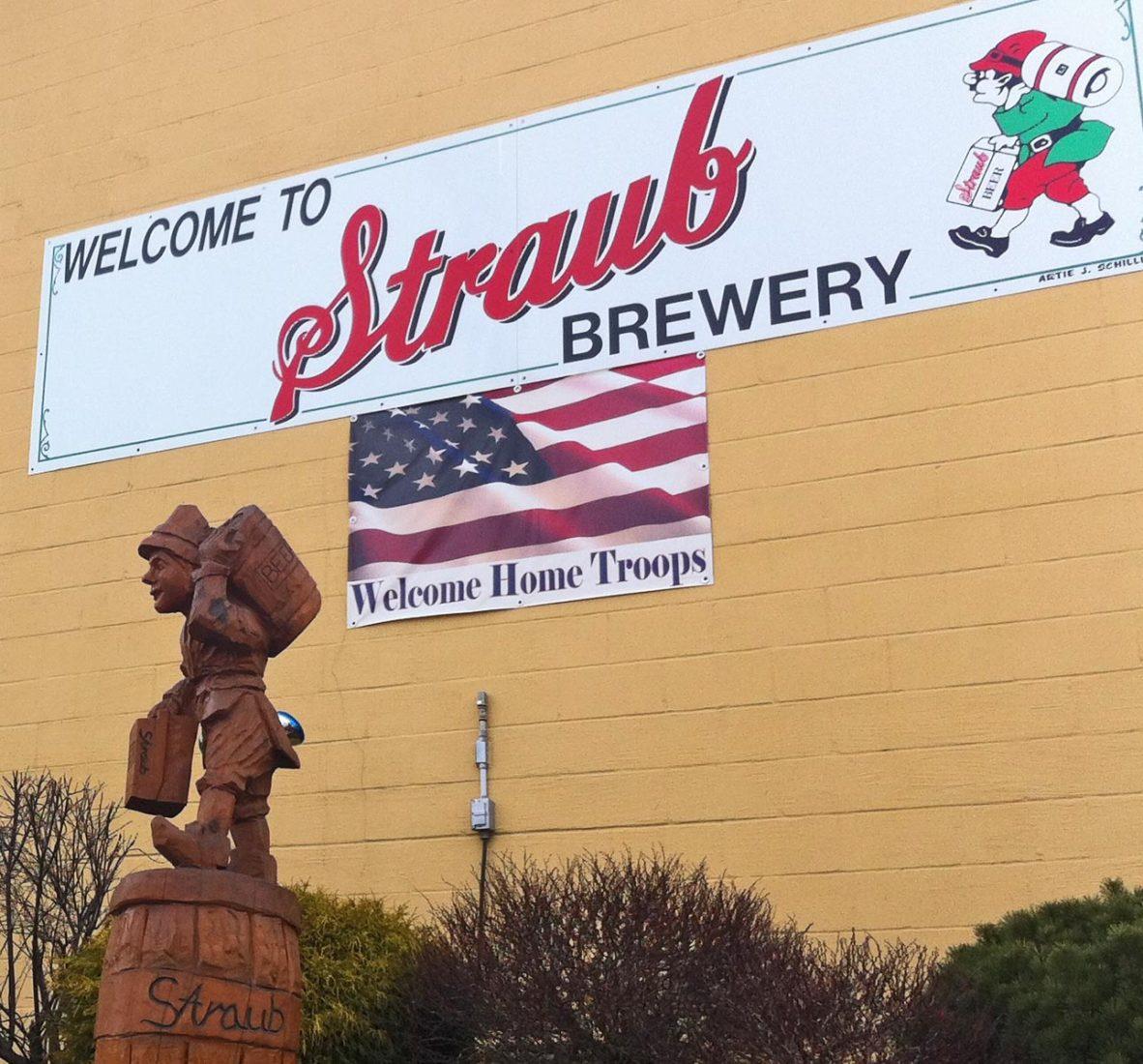 125. Straub's Brewery, St. Marys PA 2012