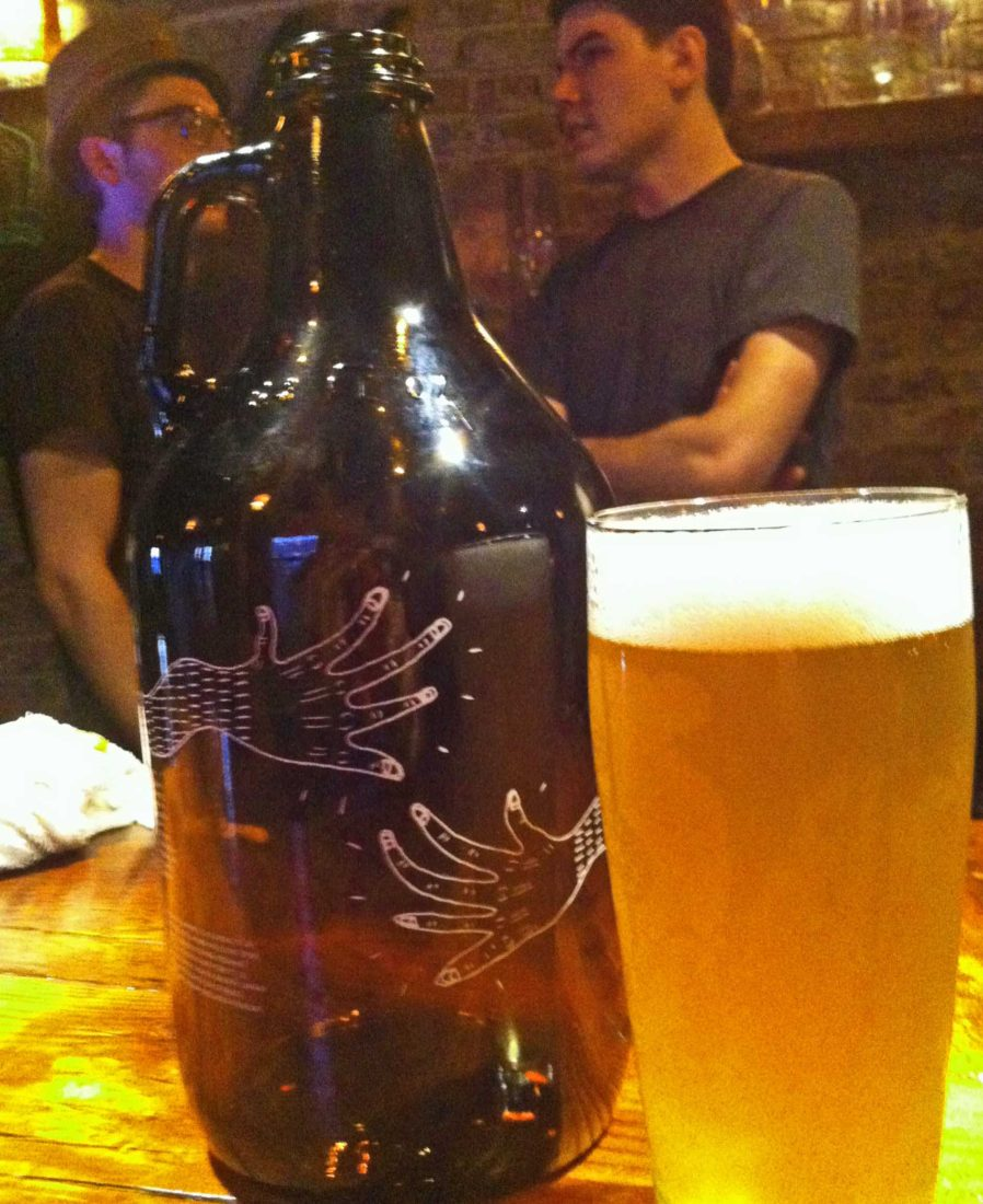 134. Tired Hands Brewing,  Ardmore PA 2012