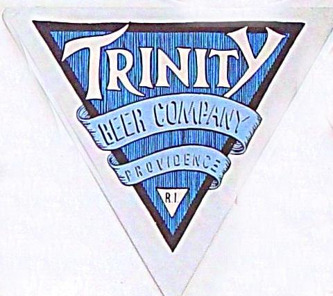 37. Trinity Brewing, Providence RI 2001