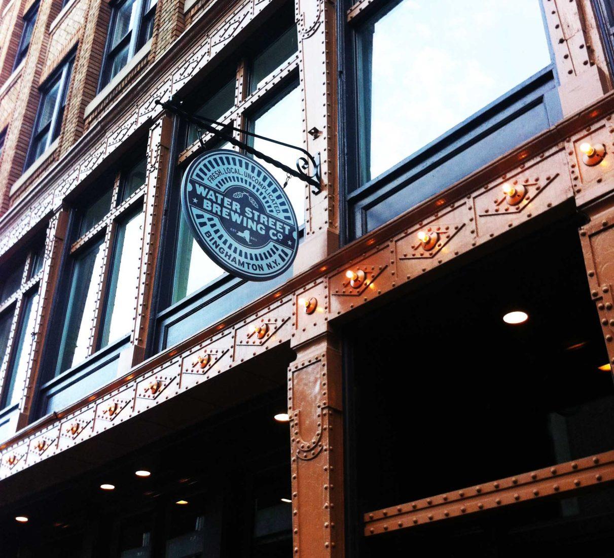 132. Water Street Brewery, Binghamton NY 2012