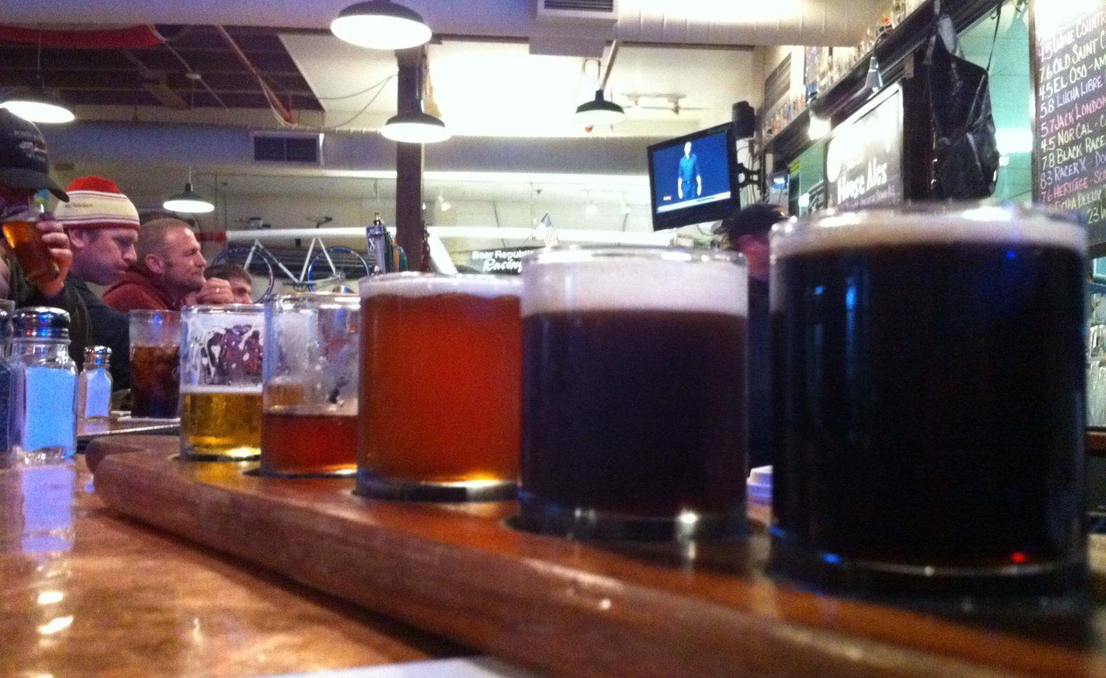 114. Bear Republic Brew Pub, Healdsburg, CA 2012