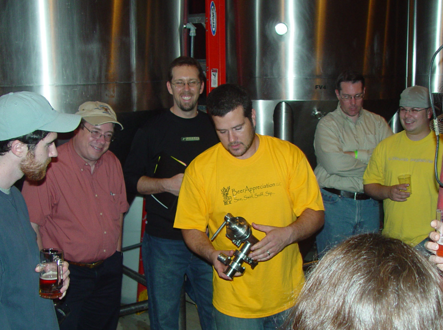 35. Manayunk Brewing Co, Philadelphia PA 2001