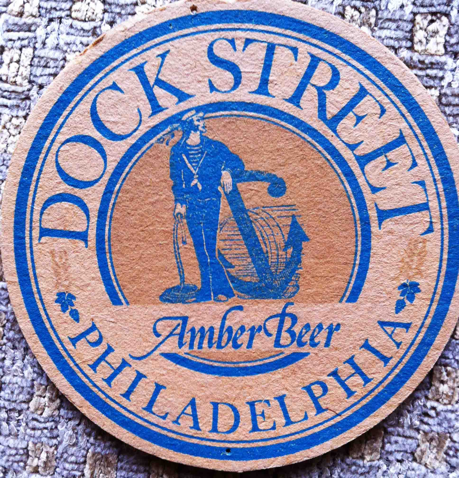 4. (Old) Dock Street Brew Pub, Philadelphia PA 1991