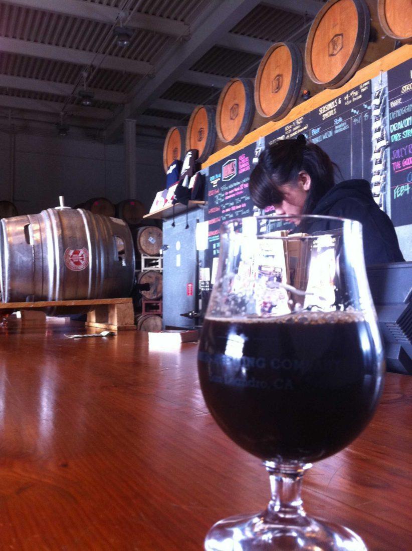 120. Drakes Brewing, San Leandro, CA 2012