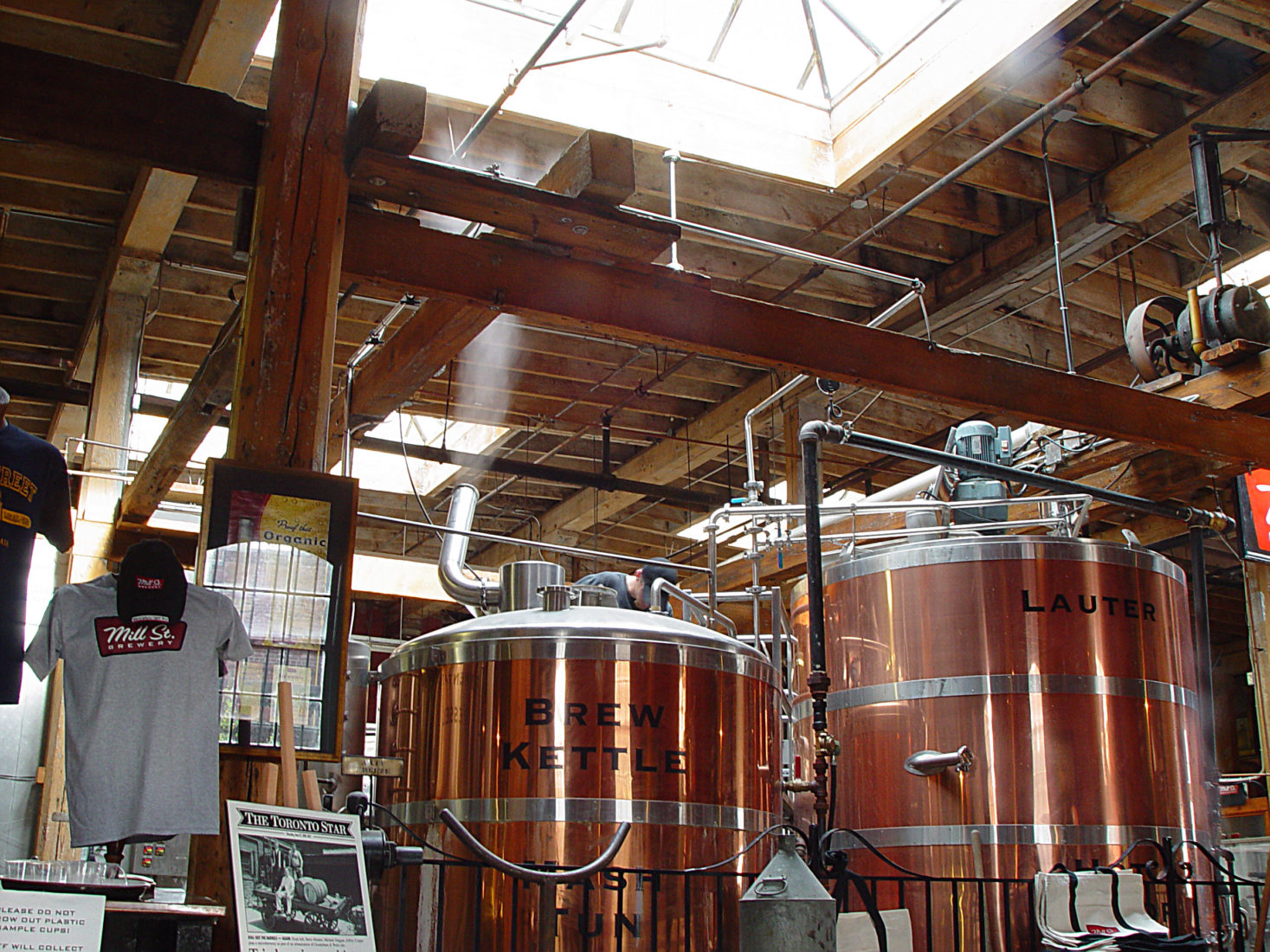 58. Mill Creek Brewing Co, Toronto, Canada 2005