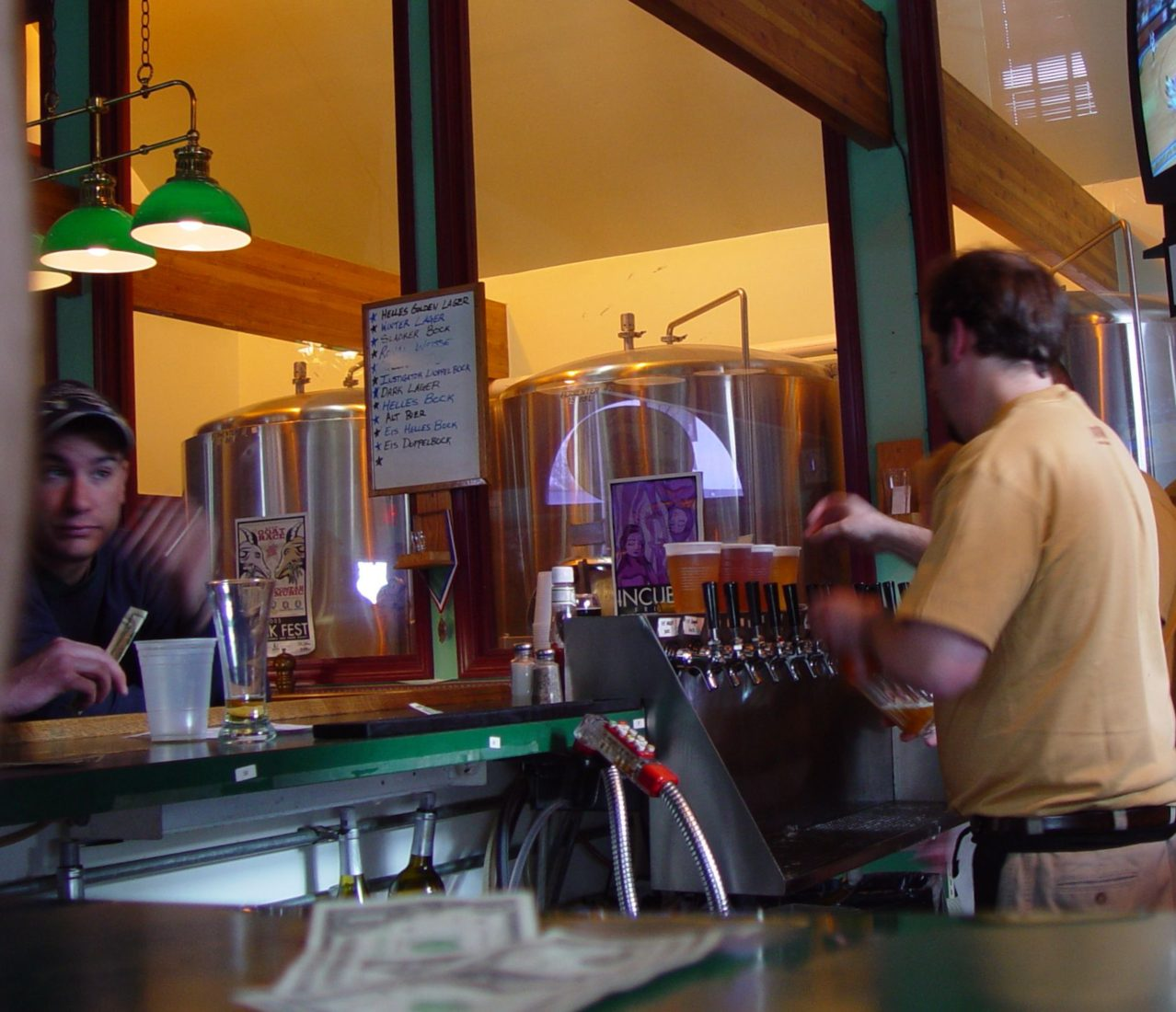 71. Sly Fox Brewery and Restaurant, Phoenixville PA 2006