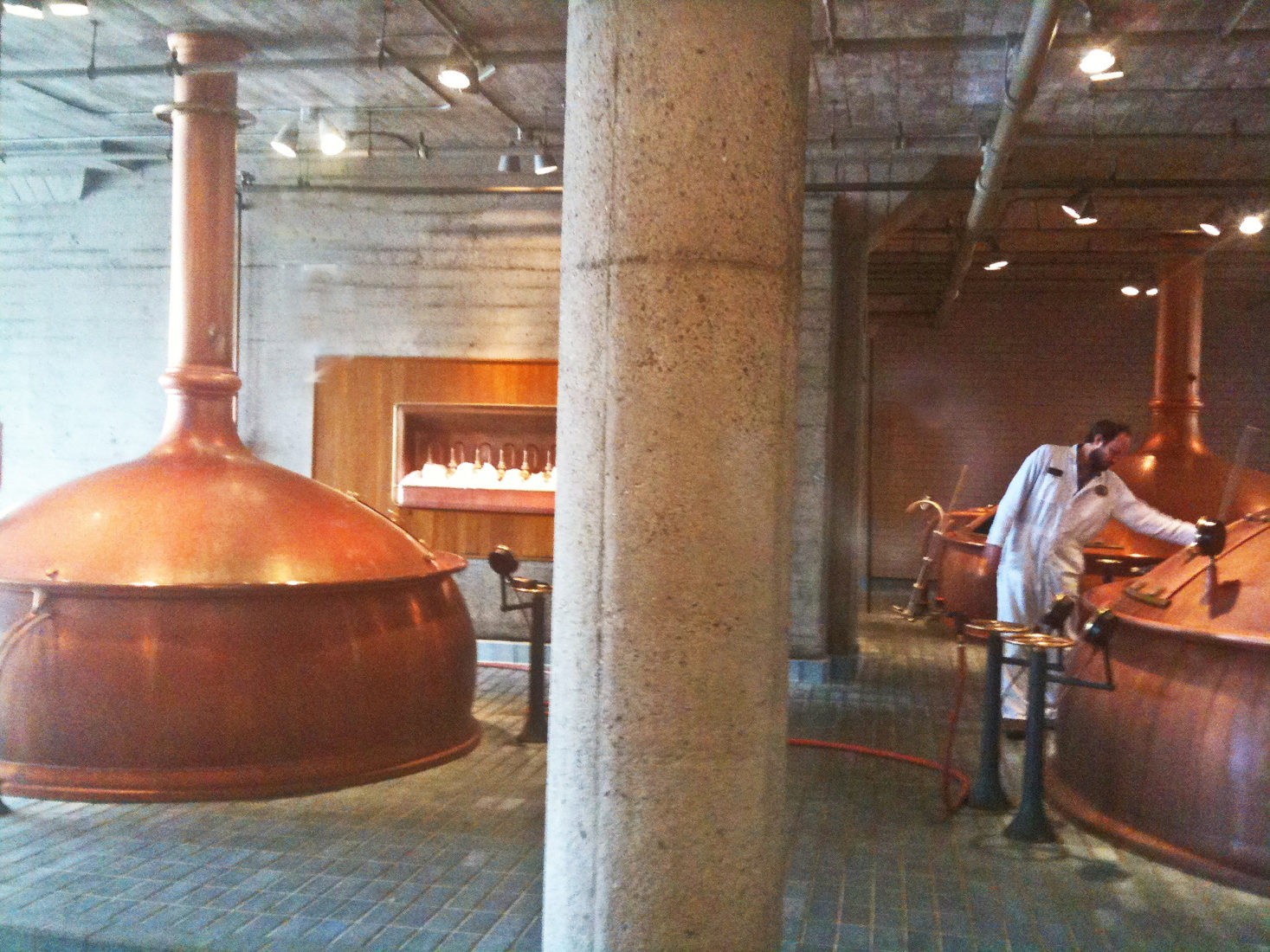 Anchor Steam Brewery, San Francisco, CA