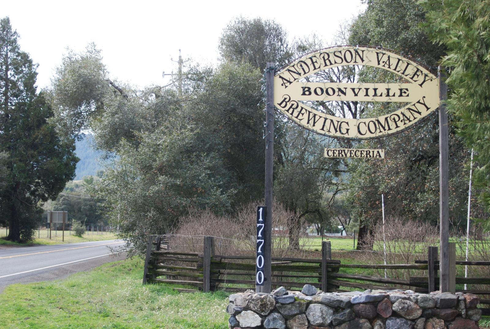 Anderson Valley, Booneville, CA