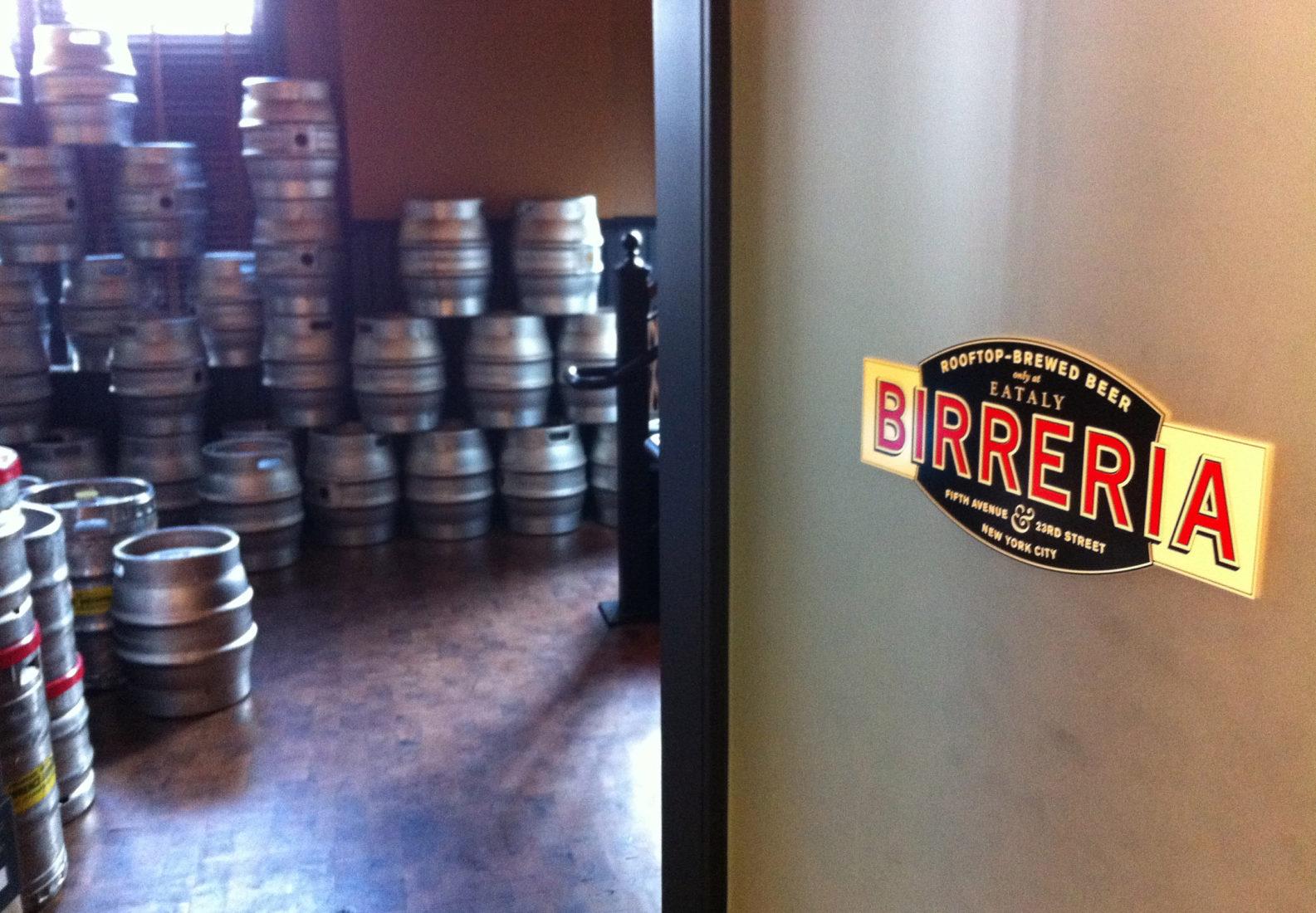 Birreria Brewery, New York, NY