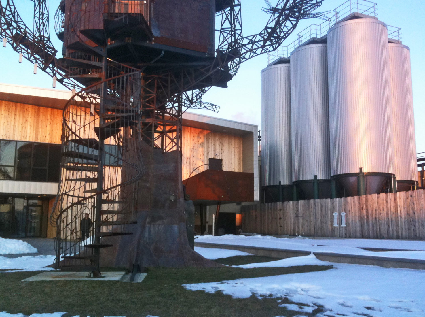 Dogfish Brewery, Lewes DE