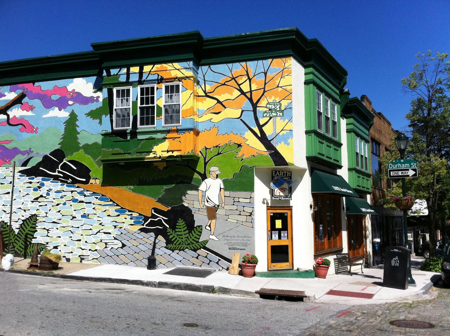 Earth Bread & Brewery, Germantown PA