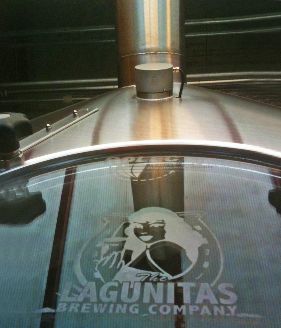 Lagunitas Brewery, Petaluma CA