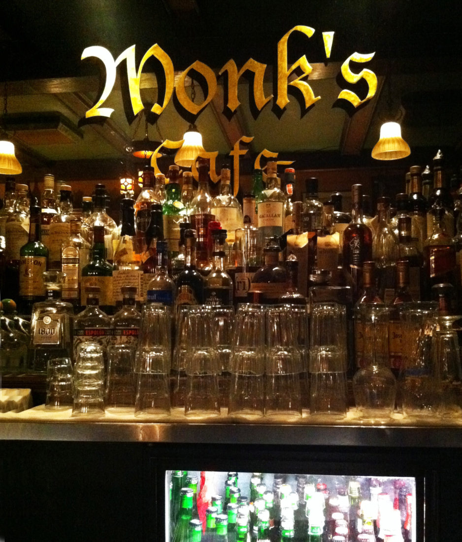 Monks Cafe – Back Room, Philadelphia PA