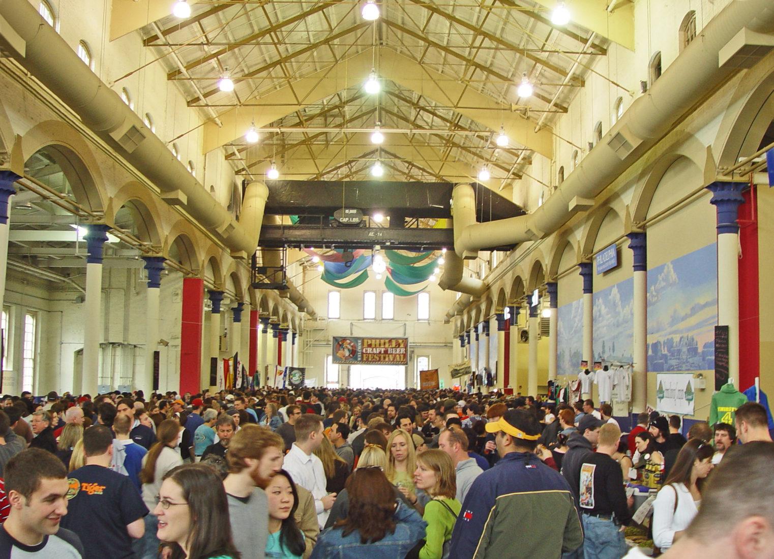 Philadelphia Beer Festival 2007, Philadelphia PA