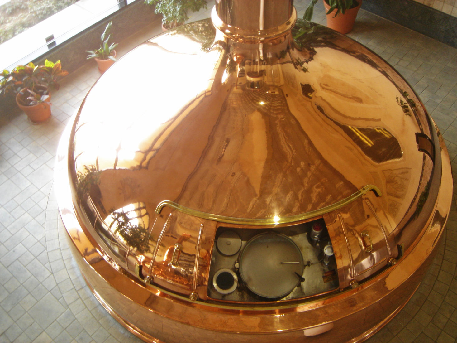 Sierra Nevada Brewery, Chico CA