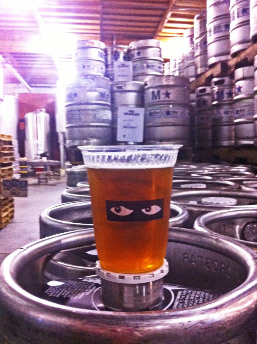 Speakeasy Brewery, San Francisco CA
