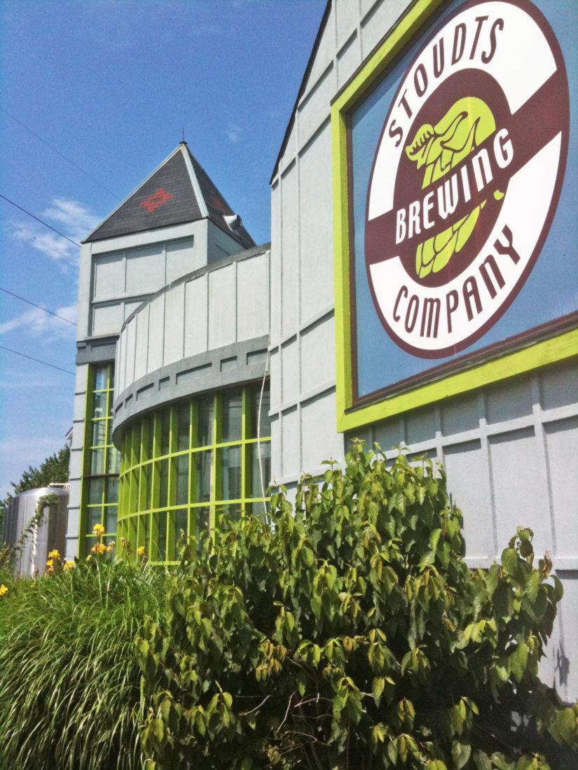 Stoudt's Brewery, Adamstown PA