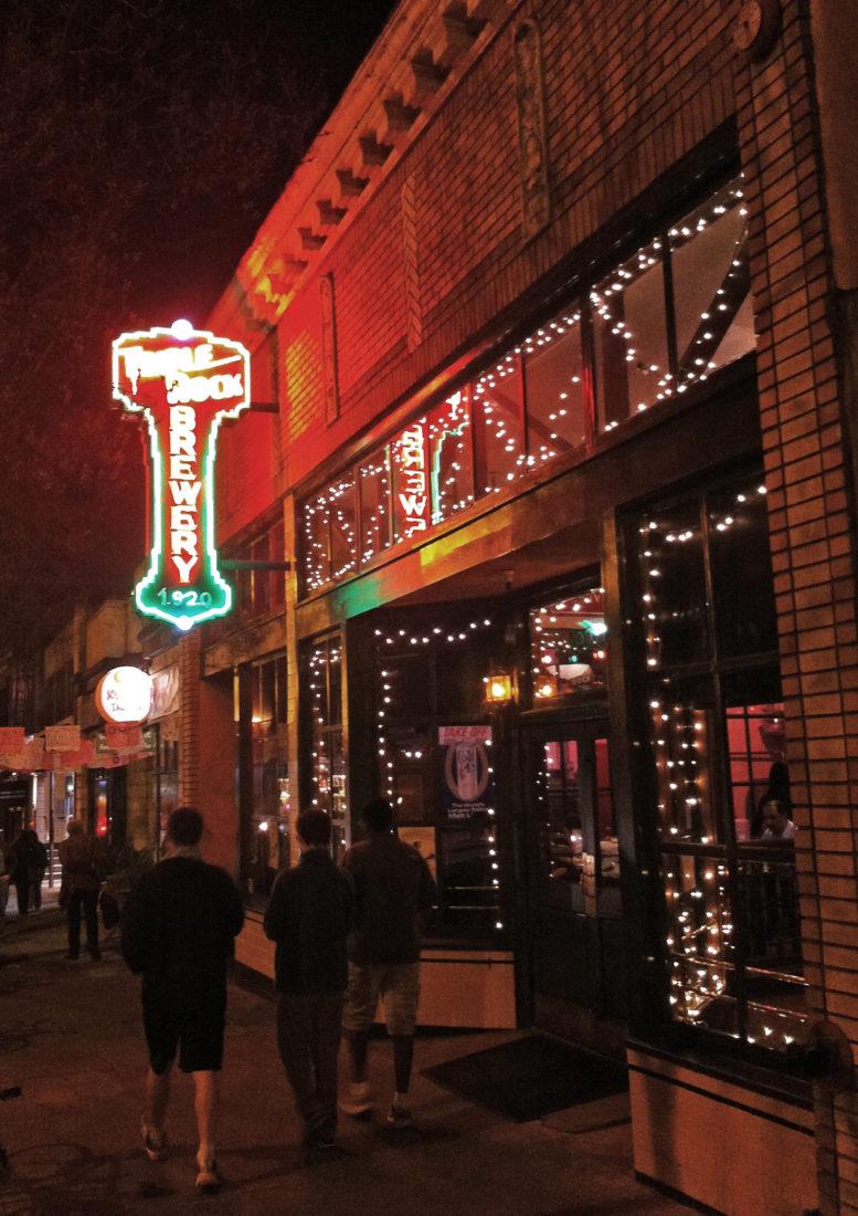 Triple Rock Brewery, Berkeley CA