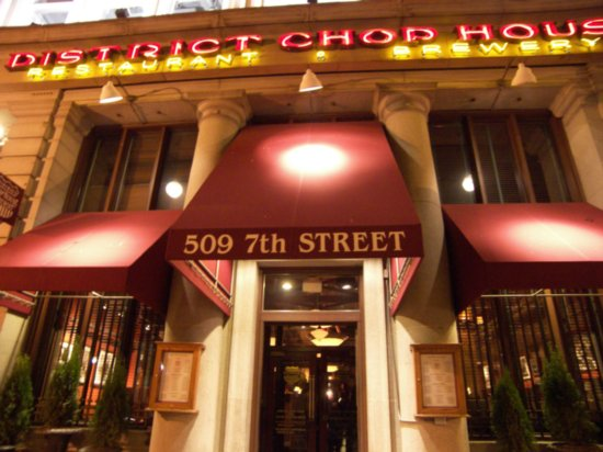 74. District Chop House, Washington DC 2007
